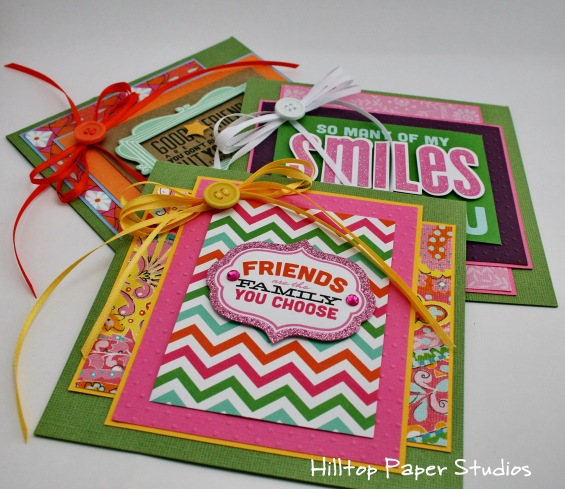 Friends Cards with Text