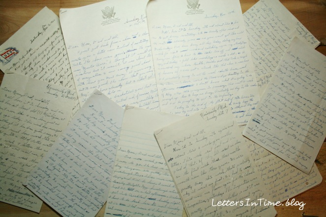 Letters with Text